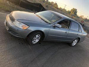 2001 Toyota Avalon for Sale in El Cajon, CA