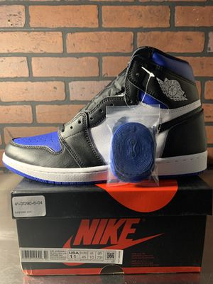 Jordan 1 Retro High Royal Toe 11 for Sale in Irving, TX