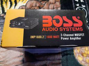 Amplificador 1600 wats for Sale in San Diego, CA