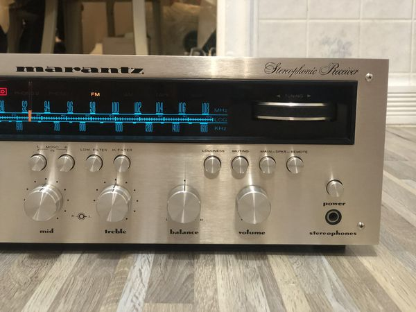 $2,150 Vintage Marantz Model 2270 ** CHAMPAGNE ENGRAVED ** ~FULLY SERVICED~