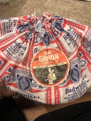 DuPont Dacron Budweiser sleeping bag for Sale in Seattle, WA