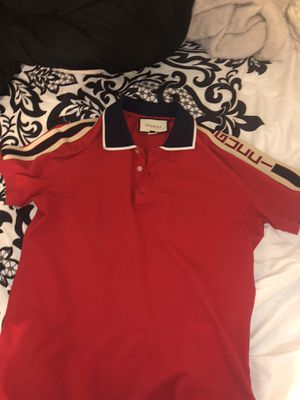Used Gucci shirt size medium for Sale in Lufkin, TX
