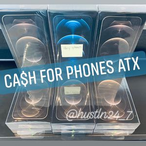 I will buy Your IPhone X XS Max 11 Pro 12 Pro Max for Sale in Austin, TX
