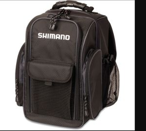Shimano Halfmoon backpack new for Sale in Henderson, NV