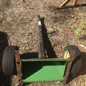 FREE John Deere Trailer FOR PARTS ONLY for Sale in West Palm Beach, FL