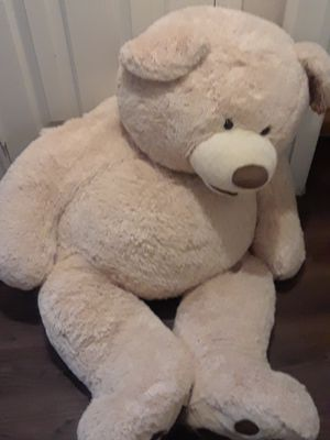 Giant teddy bear for Sale in Frisco, TX