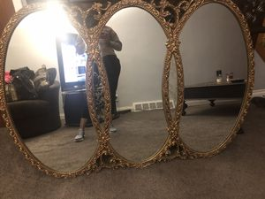 Antique wall mirror for Sale in Philadelphia, PA