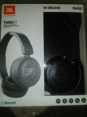 Jbl wireless bluetooth headphones for Sale in Indianapolis, IN
