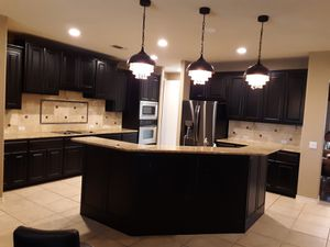 Paint or Stain Kitchen Cabinets for Sale in San Antonio, TX