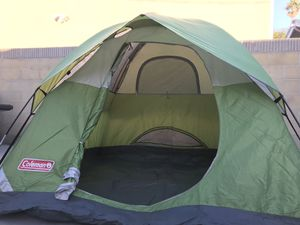 Coleman Camping 4 Person Tent for Sale in Los Angeles, CA