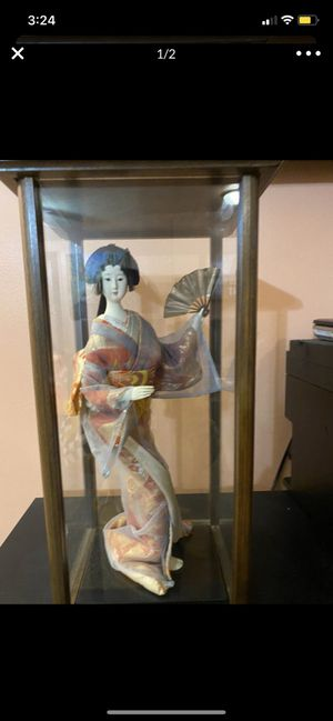 Antique Vintage Chinise Doll for Sale in Santa Monica, CA