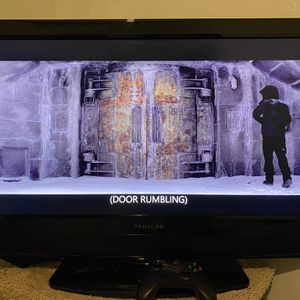 Proscan 32 Inch 1080p LCD HDTV (black) for Sale in San Diego, CA