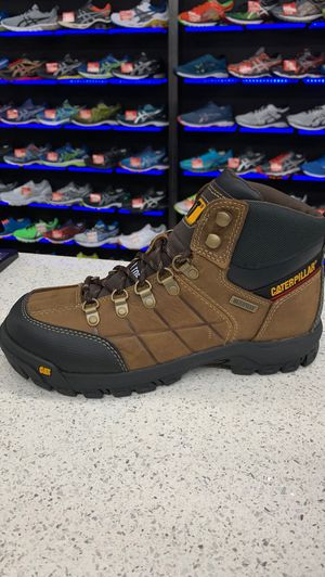Caterpillar steel toe work boot $. 90.00 for Sale in Miami, FL