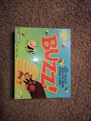 Bizzy buzzy game for kids for Sale in Austin, TX