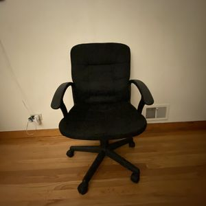Black Office Chair for Sale in Franklin Park, IL