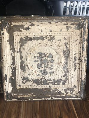 Antique ceiling tiles for Sale in Corona, CA