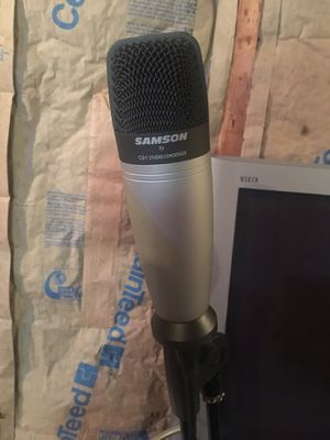 Samson C01 Condenser Studio Microphone for Sale in Fort Washington, MD