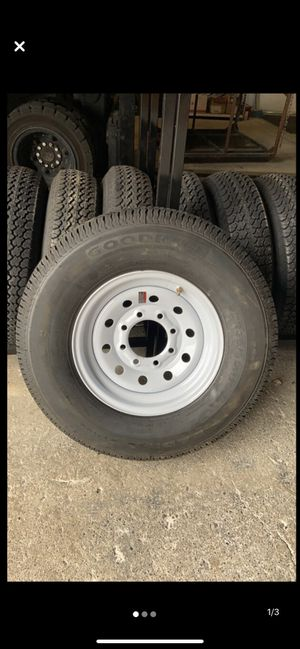 235/80R16 Radial Trailer tires for Sale in Medford, OR