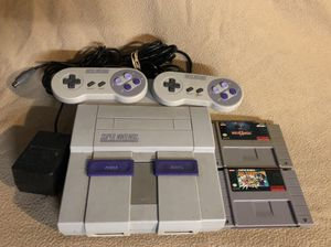 Original Super Nintendo for Sale in Cranston, RI
