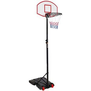 Portable Basketball Hoop Stand Backboard System W/ Wheels Kids Sports for Sale in Miami, FL