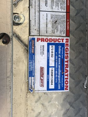 Weather Guard Tool boxes for Sale in Wauconda, IL
