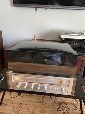 Pioneer SX-450 W/Dual 1226 Turntable for Sale in Nashville, TN