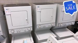 BIG BARGAINS!! Stackable Whirlpool Washer Electric Dryer Set 220v #1535 for Sale in Hanover, MD