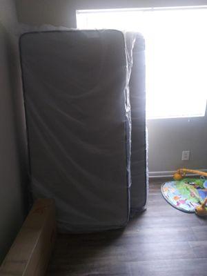 Two twin mattresses brand new for Sale in Macon, GA
