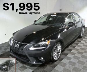 2015 LEXUS IS 250 for Sale in Londonderry, NH