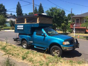1997 F 150 + Scamp camper for Sale in Portland, OR