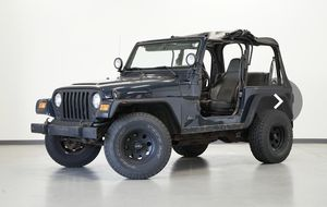 2000 Jeep Wrangler for Sale in Chicago, IL