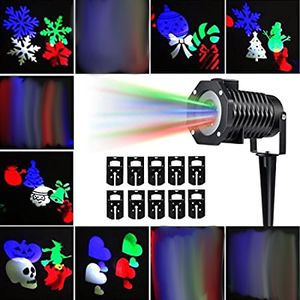 LaserXplore Holiday Projector Lights CHRISTMAS, BIRTHDAY, VALENTINES DAY, HEARTS for Sale in Ontario, CA