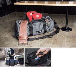 Like new rogue fitness gym bag for Sale in Alexandria, VA