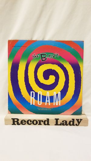 """The B52's """"Roam"""" vinyl record new wave/ dance-rock for Sale in San Diego, CA"""