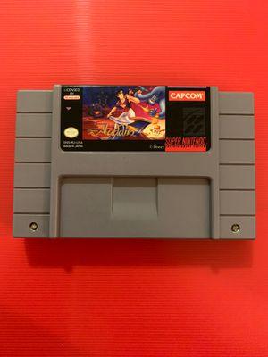 Aladdin Super Nintendo (untested) for Sale in Worthington, OH