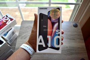 Brand New Samsung Galaxy A10 32 GB Unlocked for Sale in Alexandria, VA