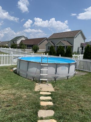 """Summer waves pool 16 ft x 48"""" for Sale in Inwood, WV"""