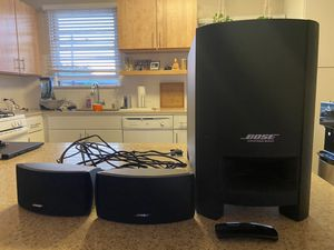 Bose Cinemate II Home Theater Speaker System for Sale in Los Angeles, CA
