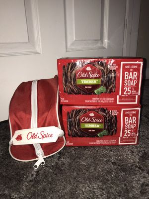 Old spice bar soap for Sale in Ingleside, IL
