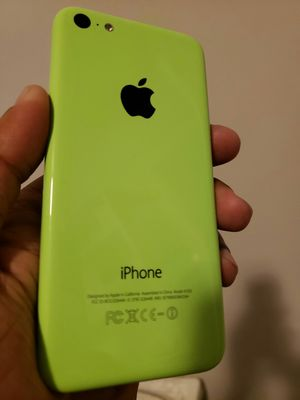 IPhone 5 C ,,Excellent Condition,  FACTORY UNLOCKED. for Sale in Springfield, VA