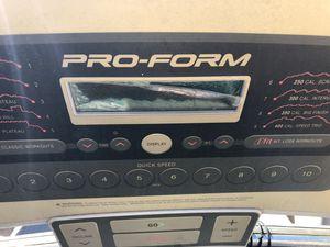 Cybez recumbent bike and Proform treadmill for Sale in Chula Vista, CA