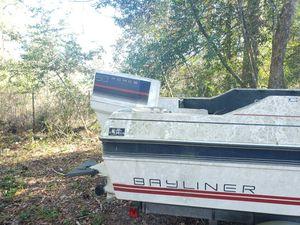 Bayliner boat for Sale in Hockley, TX