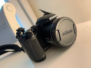 Nikon - COOLPIX B500 16.0-Megapixel Digital Camera - Black for Sale in Westport, CT