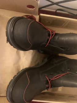 Red Wing work boots size ( 10.5 D ) for Sale in Woodmere,  NY