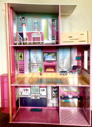 Barbie doll house for Sale in Fresno, CA