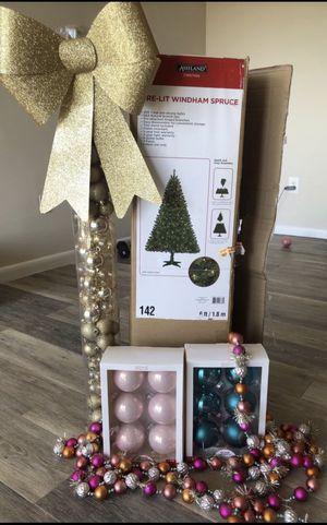 Christmas Tree & Decor for Sale in Alexandria, VA