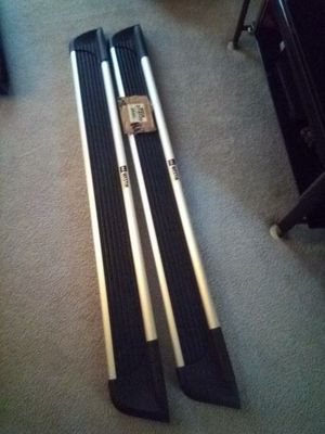 Westin Sure Grip Brushed Aluminum Running Boards for Sale in Phelan, CA