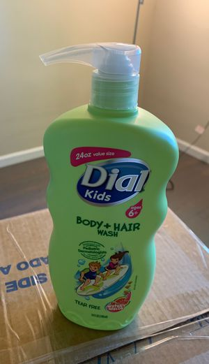 Brand new Dial Kids Body & Hair wash 50% off retail for Sale in Renton, WA