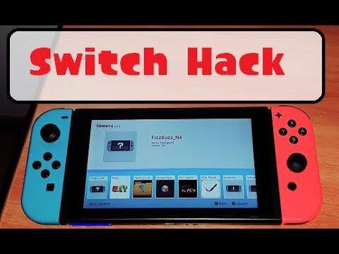 Nintendo switch mod