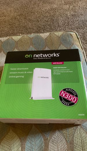 On network n300 Wifi router brand new for Sale in Phoenix, AZ